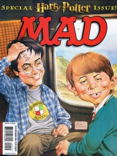 Go to MAD Magazine #412 • USA • 1st Edition - New York