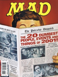 Go to MAD Magazine #413 • USA • 1st Edition - New York