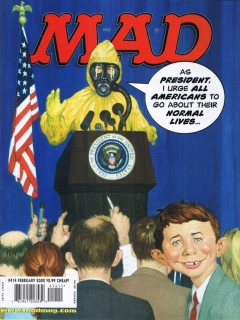 Go to MAD Magazine #414
