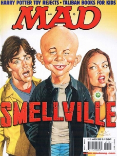 Go to MAD Magazine #415