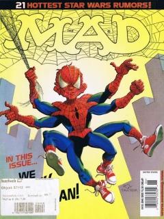 MAD Magazine #418 • USA • 1st Edition - New York