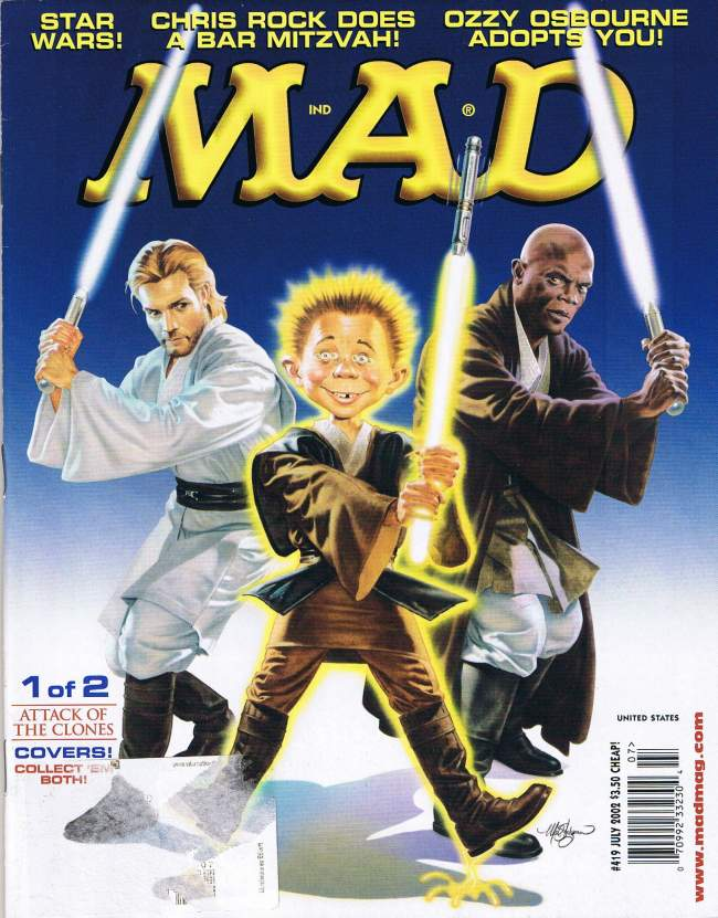 MAD Magazine #419 • USA • 1st Edition - New York