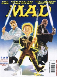 Go to MAD Magazine #419 • USA • 1st Edition - New York
