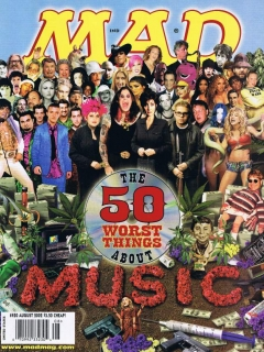 Go to MAD Magazine #420 • USA • 1st Edition - New York