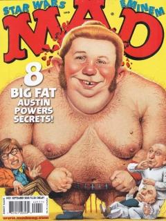 MAD Magazine #421 • USA • 1st Edition - New York