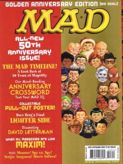 Go to MAD Magazine #423
