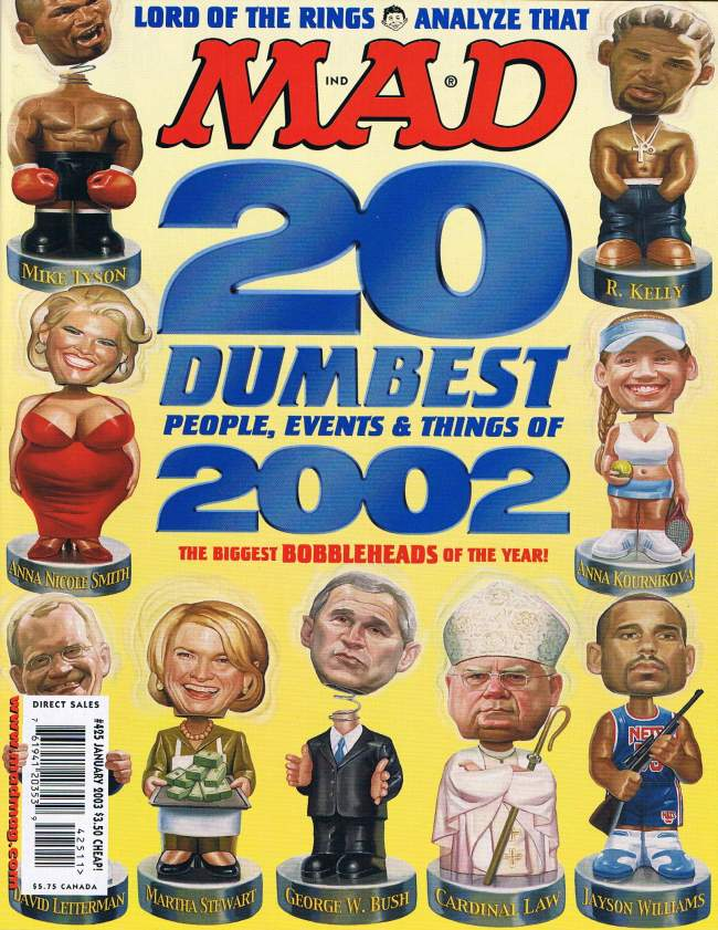 MAD Magazine #425 • USA • 1st Edition - New York