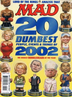 Go to MAD Magazine #425
