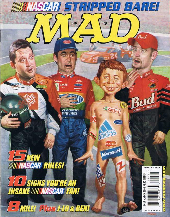 MAD Magazine #427 • USA • 1st Edition - New York