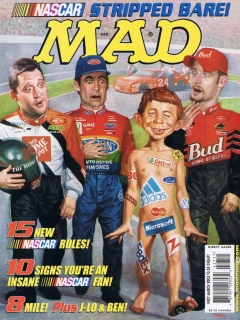 Go to MAD Magazine #427