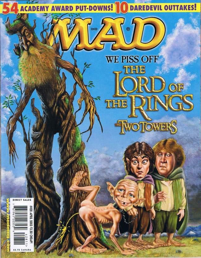 MAD Magazine #428 • USA • 1st Edition - New York