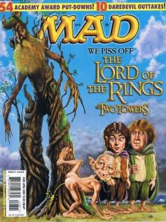 MAD Magazine #428 • USA • 1st Edition - New York