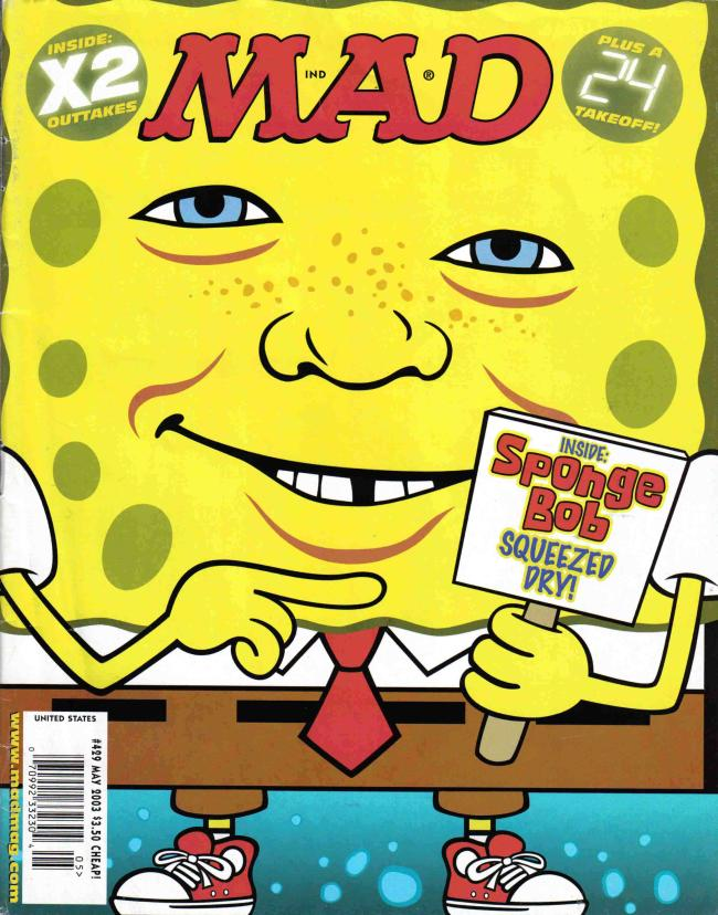 MAD Magazine #429 • USA • 1st Edition - New York
