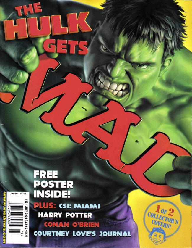 MAD Magazine #431 • USA • 1st Edition - New York