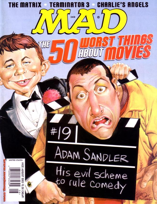 MAD Magazine #432 • USA • 1st Edition - New York