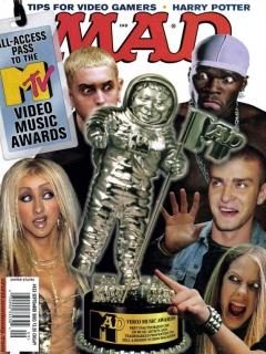 MAD Magazine #433 • USA • 1st Edition - New York
