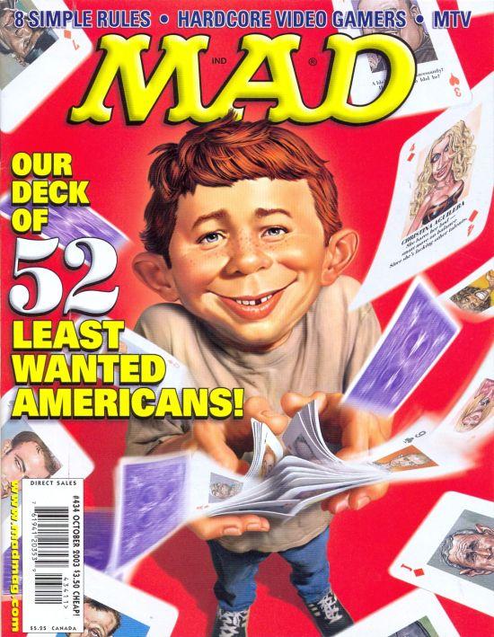 MAD Magazine #434 • USA • 1st Edition - New York