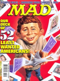Go to MAD Magazine #434