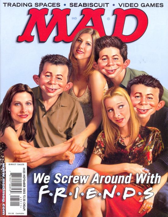 MAD Magazine #435 • USA • 1st Edition - New York