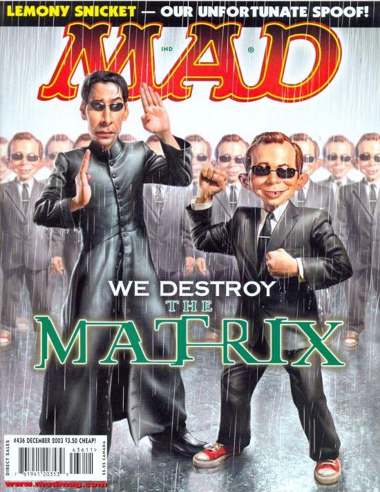 MAD Magazine #436 • USA • 1st Edition - New York