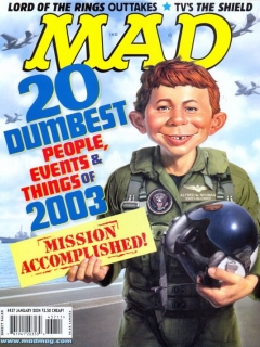 Go to MAD Magazine #437