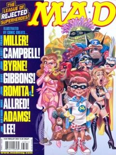 MAD Magazine #438 • USA • 1st Edition - New York