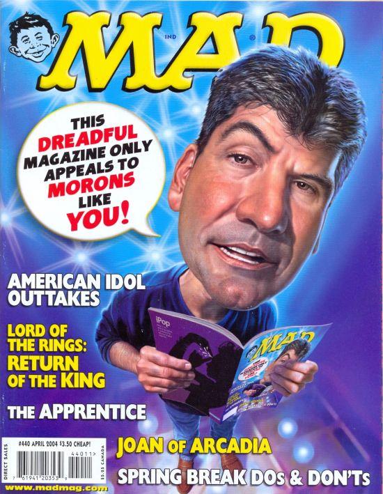 MAD Magazine #440 • USA • 1st Edition - New York
