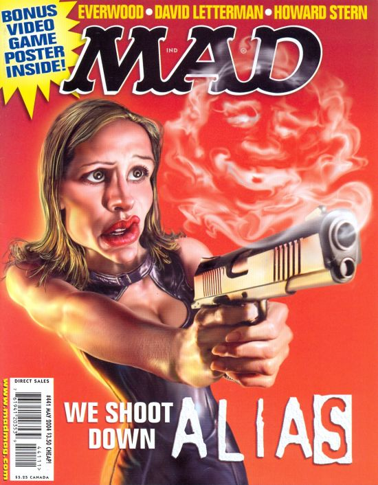 MAD Magazine #441 • USA • 1st Edition - New York