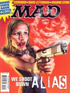 Go to MAD Magazine #441
