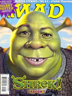 Go to MAD Magazine #442