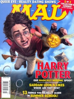 Go to MAD Magazine #443