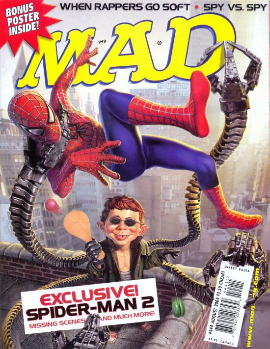 MAD Magazine #444 • USA • 1st Edition - New York