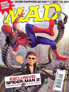 MAD Magazine #444 • USA • 1st Edition - New York