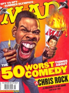 Go to MAD Magazine #445