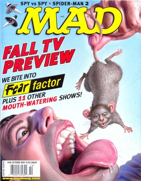 MAD Magazine #446 • USA • 1st Edition - New York