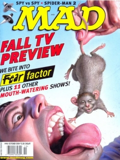 MAD Magazine #446 • USA • 1st Edition - New York