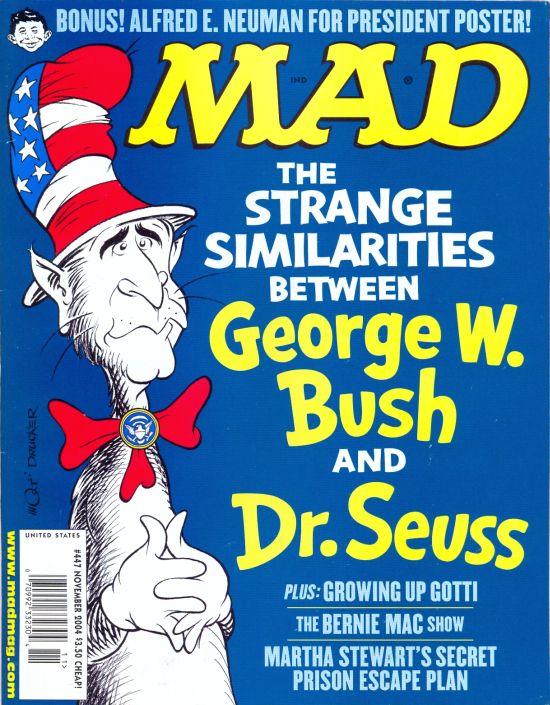 MAD Magazine #447 • USA • 1st Edition - New York