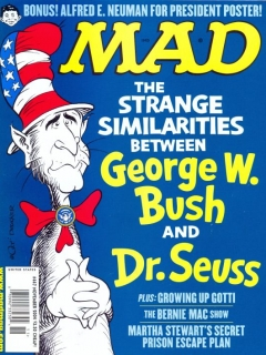 Go to MAD Magazine #447