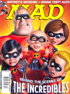 Go to MAD Magazine #448