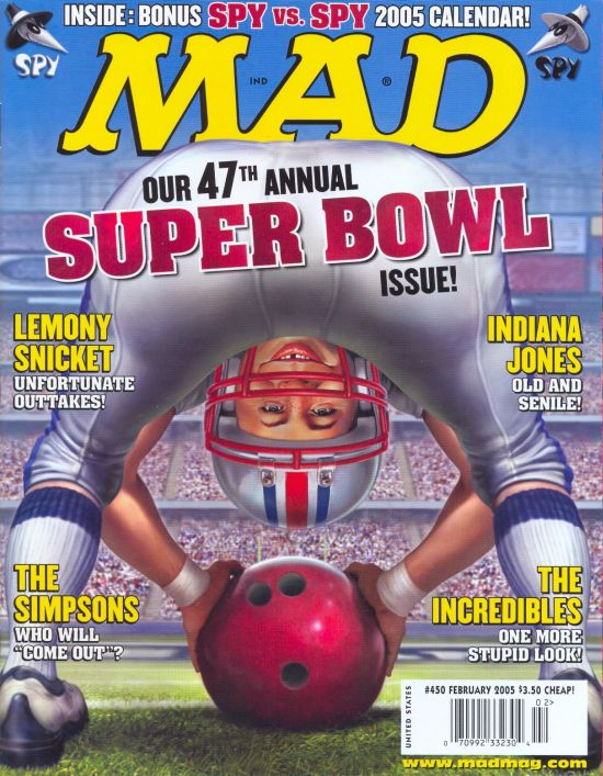 MAD Magazine #450 • USA • 1st Edition - New York
