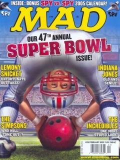 MAD Magazine #450 • USA • 1st Edition - New York