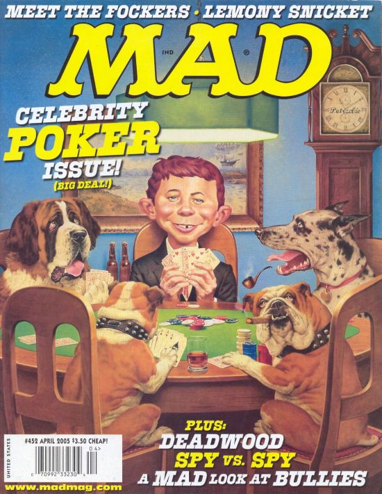 MAD Magazine #452 • USA • 1st Edition - New York