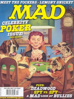 Go to MAD Magazine #452 • USA • 1st Edition - New York