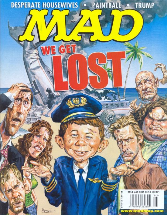 MAD Magazine #453 • USA • 1st Edition - New York