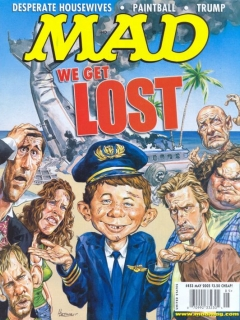 Go to MAD Magazine #453