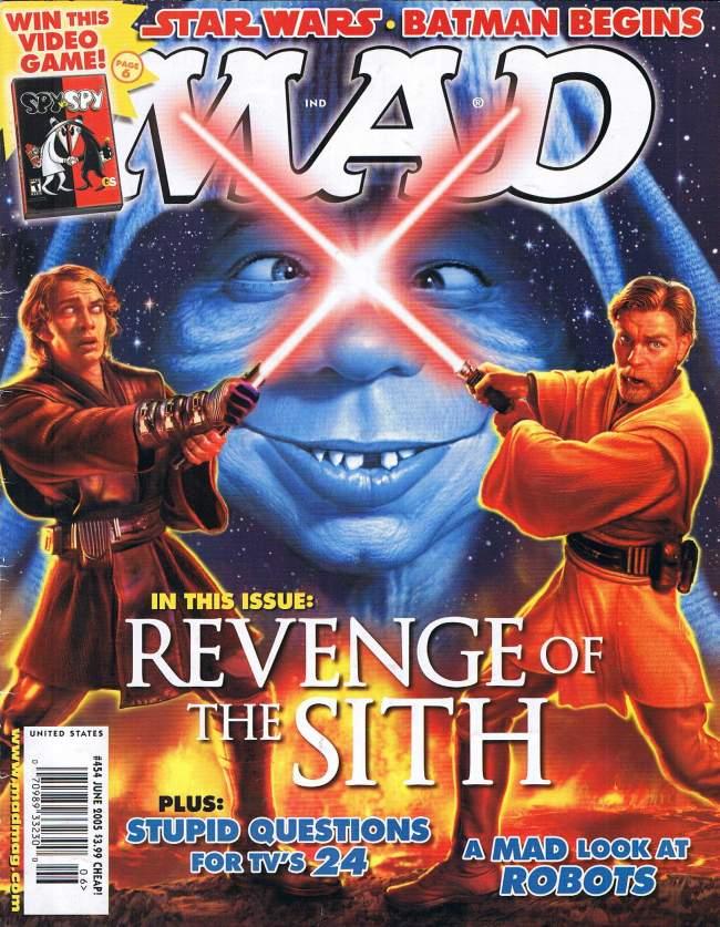 MAD Magazine #454 • USA • 1st Edition - New York