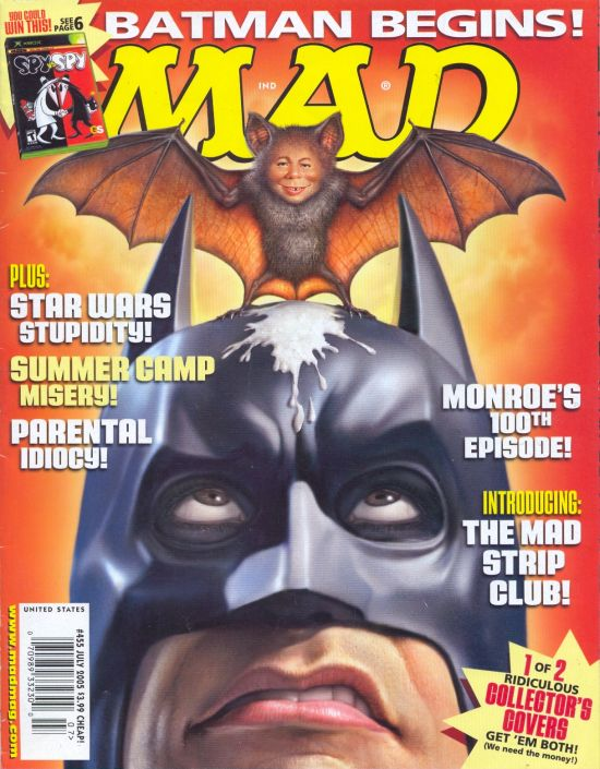 MAD Magazine #455 • USA • 1st Edition - New York