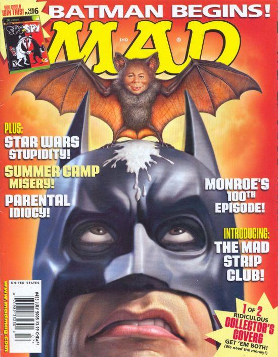 MAD Magazine #455 • USA • 1st Edition - New York