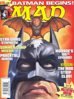 US MAD Magazine #455
