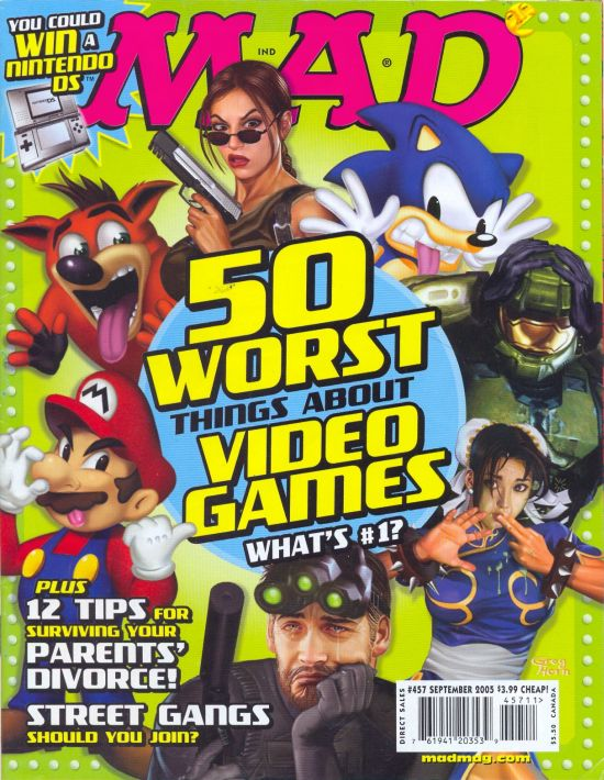 MAD Magazine #457 • USA • 1st Edition - New York